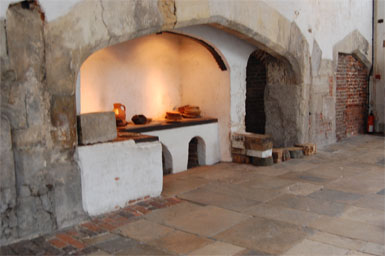 Palace Kitchens: Hampton Court