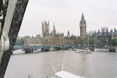 Big Ben, Kate's Modern London