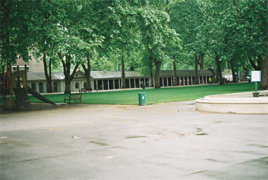Coram's Fields, London